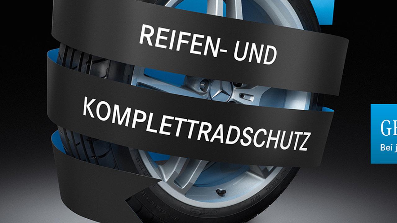 Reifen- & Komplettradschutz